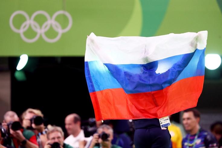 Россия на 4 года отстранена от участия в крупных м