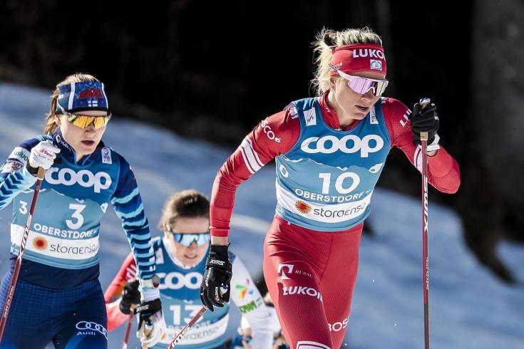 Татьяна Сорина, чемпионат мира по лыжам — 2021
