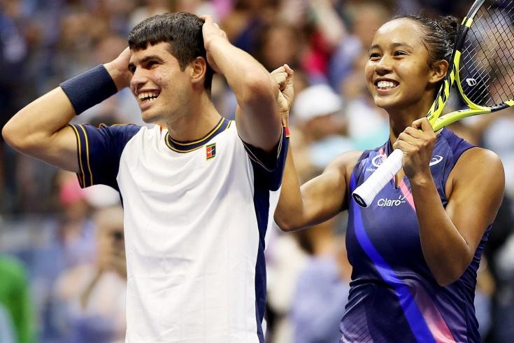 «Мечта подростков». Бурная реакция на победы 18-летних теннисистов над 3-ми ракетками мира