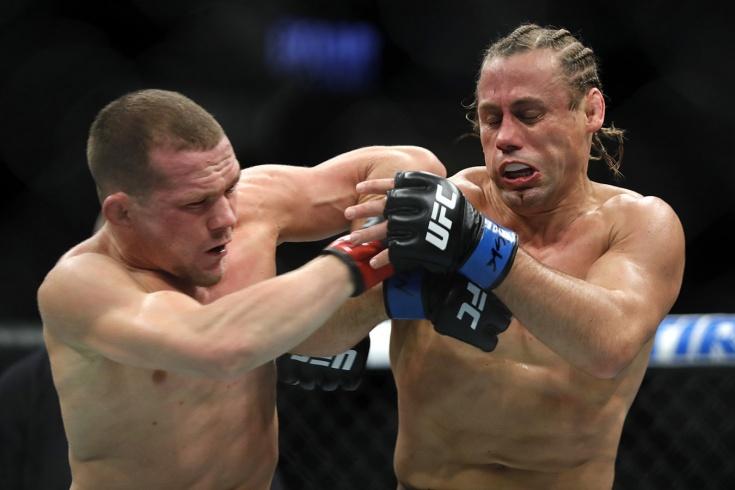 Брутальный нокаут от российского бойца UFC Петра Яна, видео