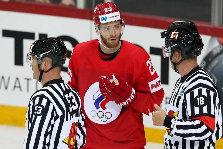 Григоренко принёс важнейшую победу сборной России. Мог сейчас отдыхать, но выбрал ЧМ