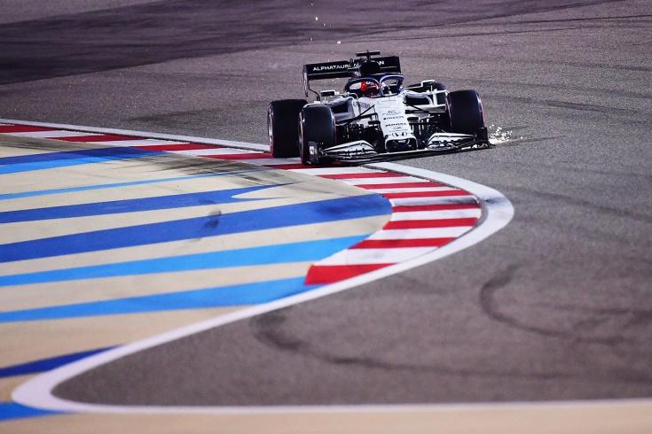 Боттас выиграл квалификацию Гран-при Сахира, Расселл — 2-й, Квят — 6-й