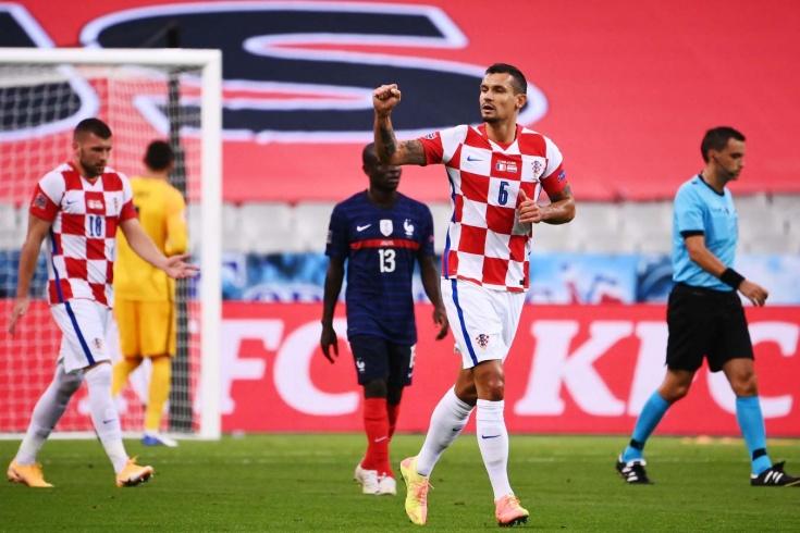 Франция – Хорватия – 4:2