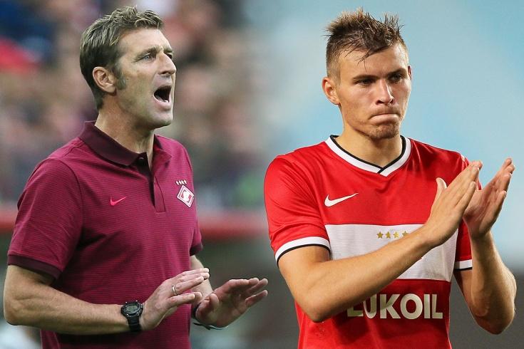 Почему Сергей Паршивлюк покинул «Спартак» летом 2016 года, реакция Массимо Карреры
