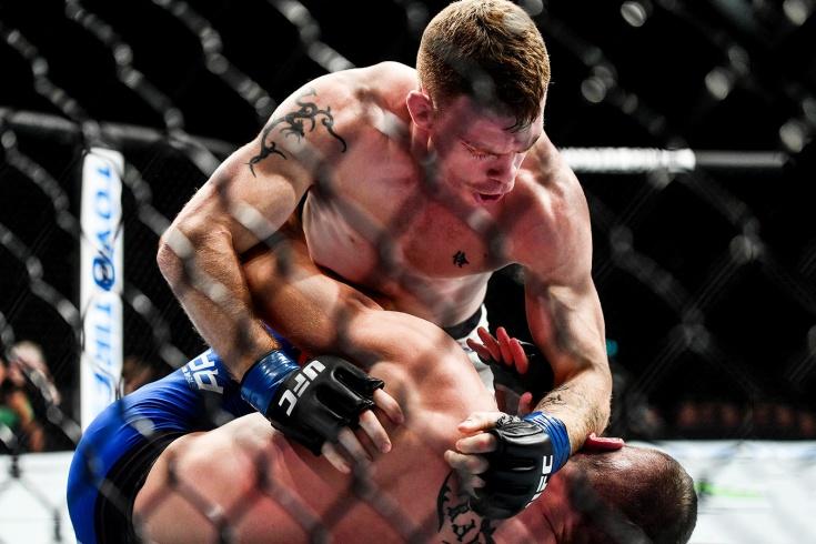 Пол Фелдер – Рафаэль дос Аньос, UFC Vegas 14, превью боя, видео
