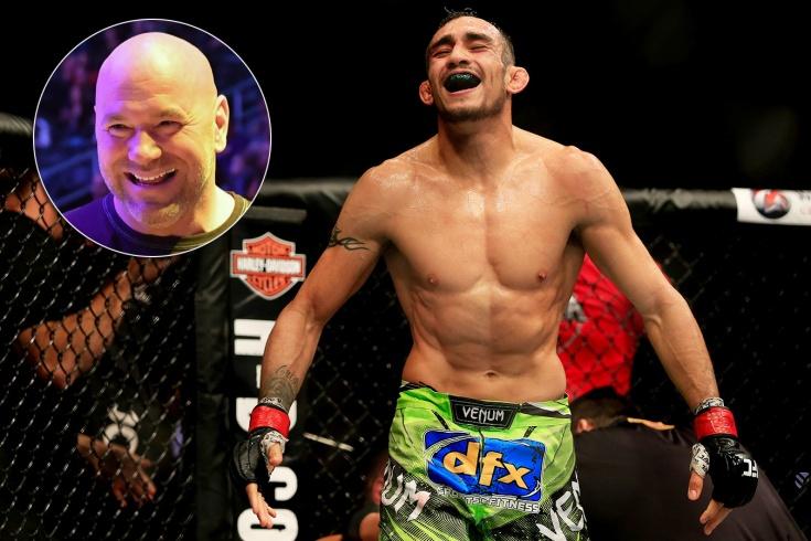 Бой Тони Фергюсон — Джастин Гэтжи, UFC 249, 9 мая 2020 года, где пройдёт