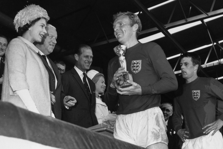Умер герцог Филипп – муж королевы Великобритании: футбол в жизни принца, ЧМ-1966