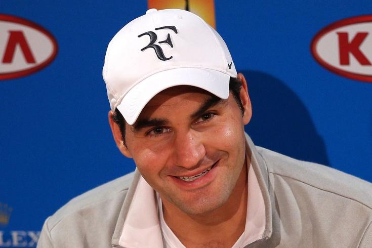 Роджер Федерер спустя два года отсудил права на свой фирменный логотип