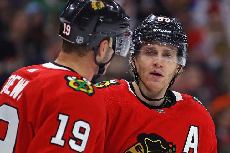 Сезон НХЛ из 55 матчей недостижим, а Кейн или Тейвз уйдут из «Чикаго». Что говорят агенты