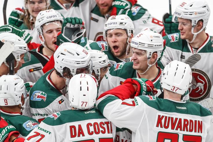 КХЛ вернулась мощным матчем! «Ак Барс» вырвал у ЦСКА первый трофей сезона