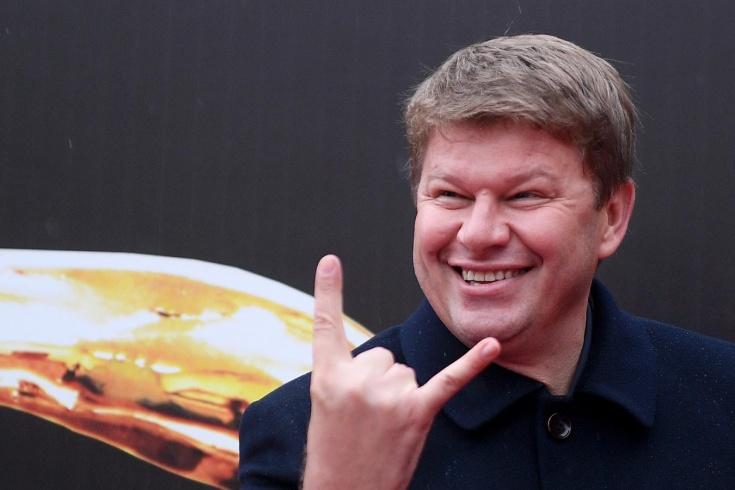 Губерниев отреагировал на включение Гараничева в с