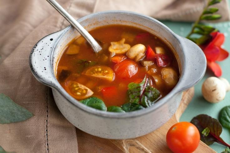 Когда нужно есть суп? В какой приём пищи лучше есть суп? Какими бывают супы?
