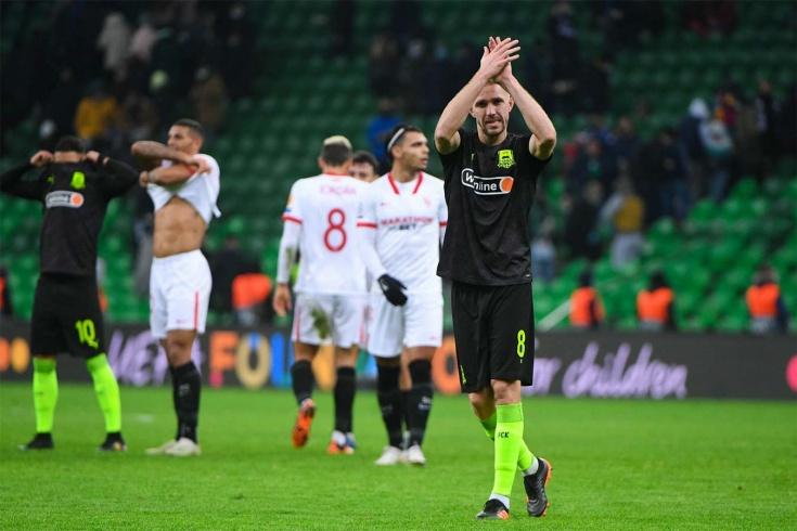 Российские клубы без побед в Лиге чемпионов, «Зенит» и «Краснодар» потеряли шансы на плей-офф