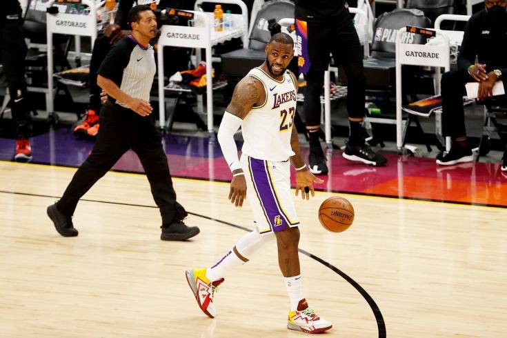 «Все в НБА должны бояться». Леброн пошёл на рискованный ход ради титула