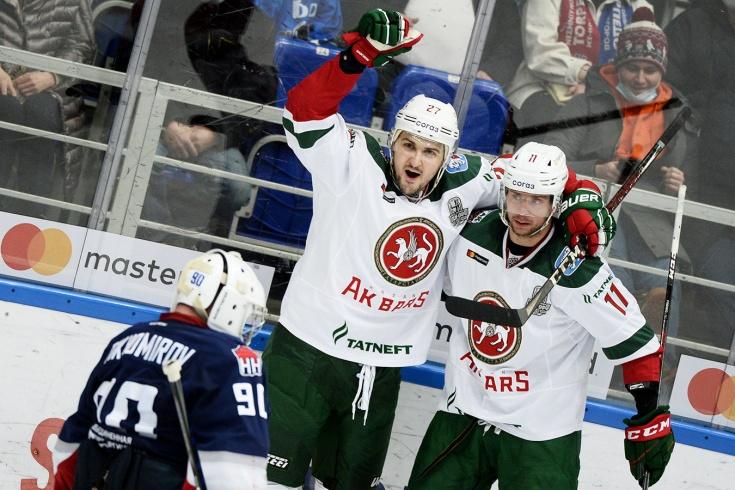 Три фаворита КХЛ в шаге от полуфиналов конференций. Что творится в Кубке Гагарина