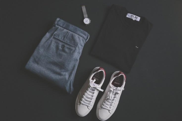 Что добавить в мужской гардероб из спортивного стиля?