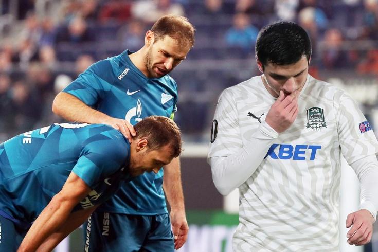 «Зенит», ЦСКА, «Локомотив», «Краснодар» — провал