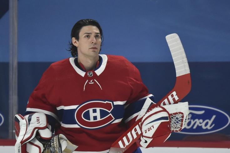 Почему вратарь «Монреаля» Кэри Прайс пропустит начало сезона НХЛ-2021/2022
