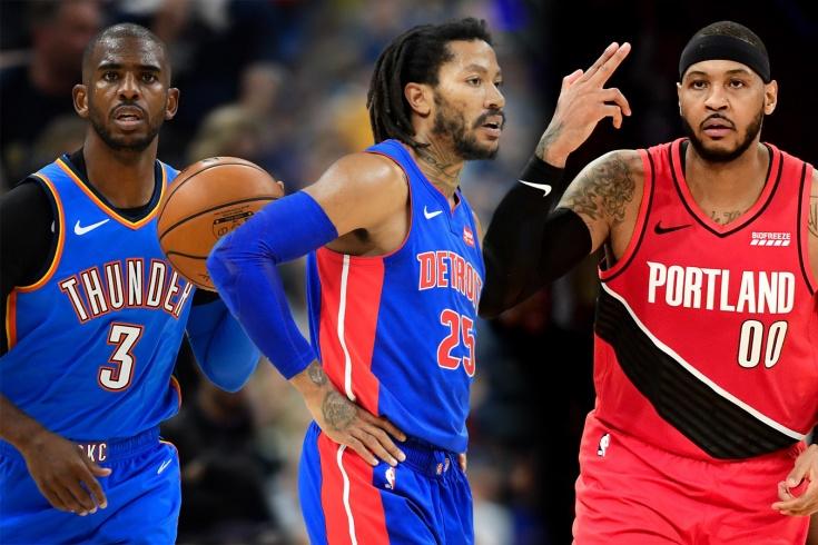 Главные события игрового дня в НБА