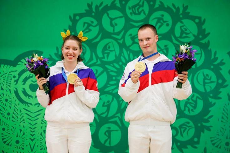 Европейские игры — 2019 в Минске, победа России