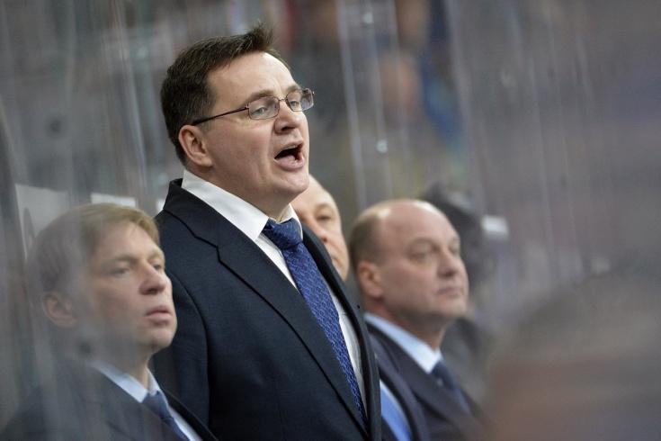 Самый эпатажный тренер возвращается в КХЛ! Назаров возглавит «Сочи»