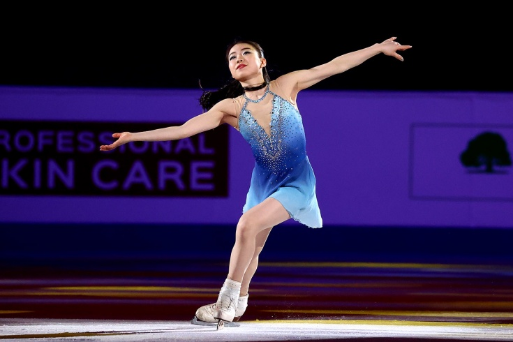 Фигуристка Рика Кихира уверенно выиграла чемпионат Японии – чем уникальна её программа, почему она опасна для россиянок