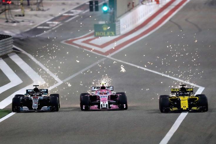 Формула-1 проведёт гонку на уникальной трассе. Ждём рекорда всех времён в квалификации!