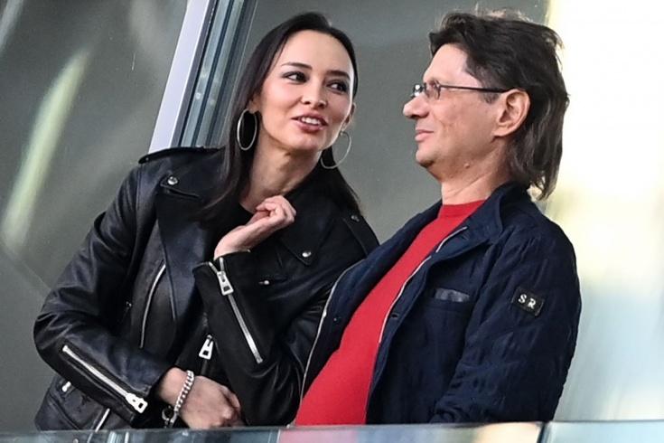 Зарема Салихова дала интервью Ксении Собчак