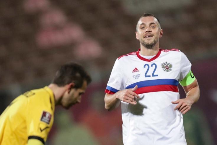 Нравится это вам или нет, но Дзюба – главное лицо сборной России