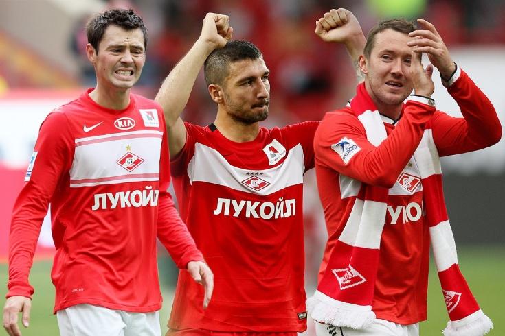 Футболисты, испортившие себе карьеру в «Спартаке»