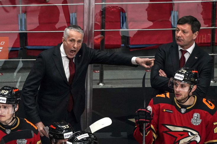 В «Авангард» опять почти не верят — прошлый раунд ничему не научил? Прогнозы на финал КХЛ