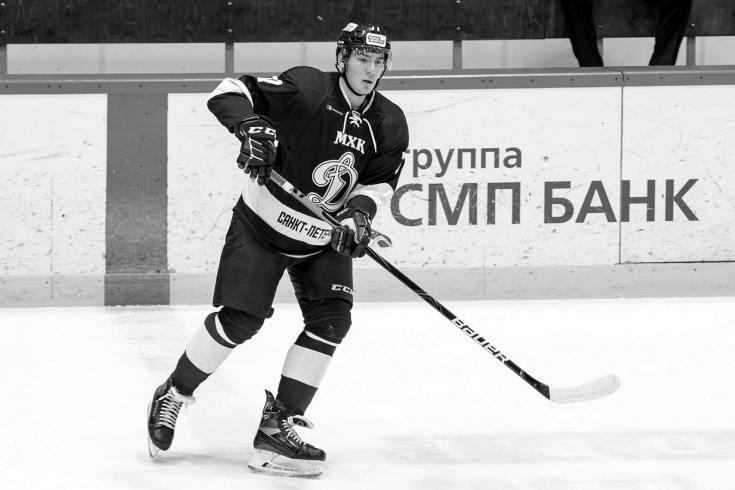 Капитан клуба МХЛ «Динамо» СПб Тимур Файзутдинов скончался в реанимации