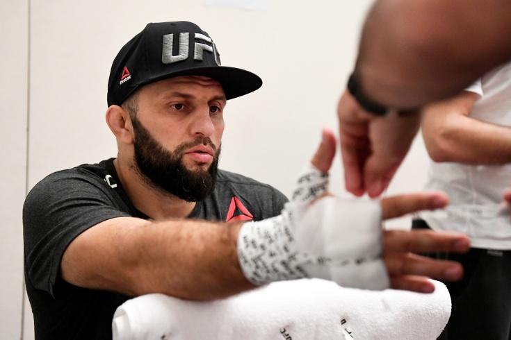 Экс-боец UFC арестован в Дагестане. Антигулову грозит четыре года за решёткой