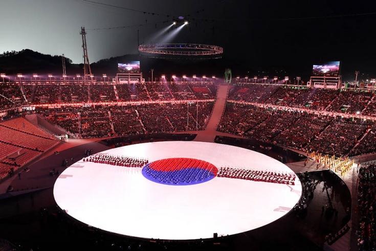Олимпиада — 2018