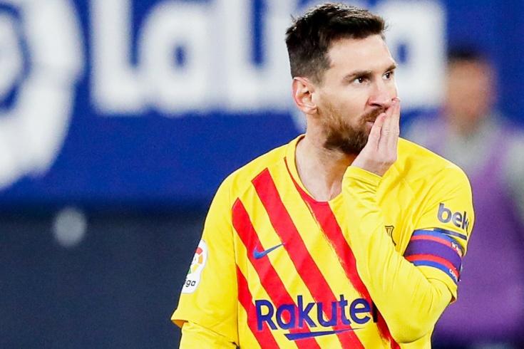 «ПСЖ» — «Барселона» — 1:1