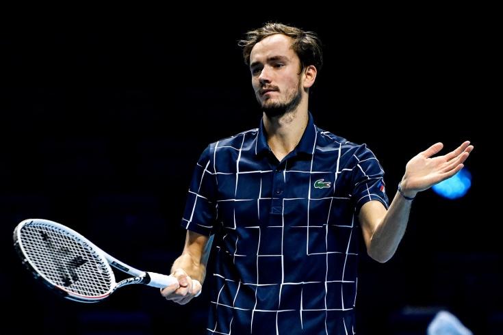 Эксперты, пресса восхищены игрой Даниила Медведева на Итоговом турнире, а звёзды спорта поздравляют