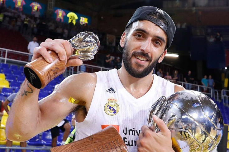 Факундо Кампаццо ушёл из «Реала» и продолжит карьеру в клубе НБА «Денвер Наггетс»
