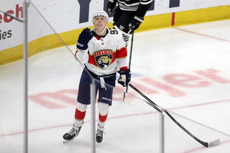 «Чикаго» — «Флорида» — 4:5, видео, голы, обзор матча регулярного чемпионата НХЛ