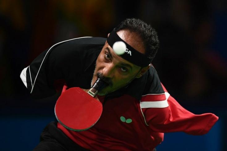 Безрукий теннисист из Египта Ибрагим Хамато и его мотивирующая история