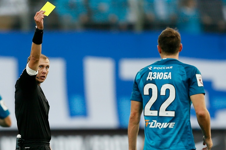The match Zenit - Spartak will be served by Sergei Ivanov