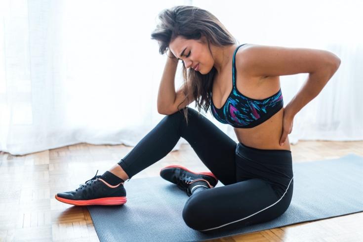 Привычки, которые вредят спине