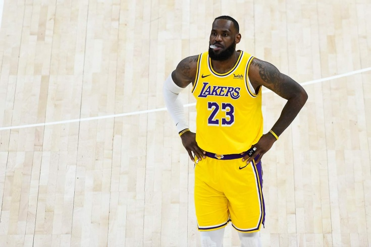 «Лос-Анджелес Лейкерс» проиграли «Юта Джаз» и выдали худшую серию в сезоне – 4 поражения подряд