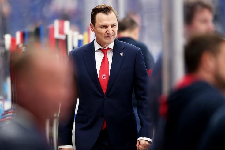 Что происходит в КХЛ, 4 октября, у ЦСКА проблемы с атакой, сколько проработает в СКА Брагин