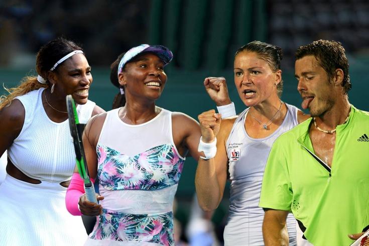 Опрос – назови любимую теннисную пару братьев и сестёр: Сафины, Уильямс, Маррей, Плишковы