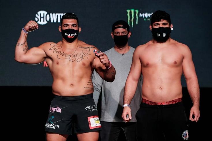 Саид Совма нокаутировал Ронни Маркеса на Bellator 262, видео