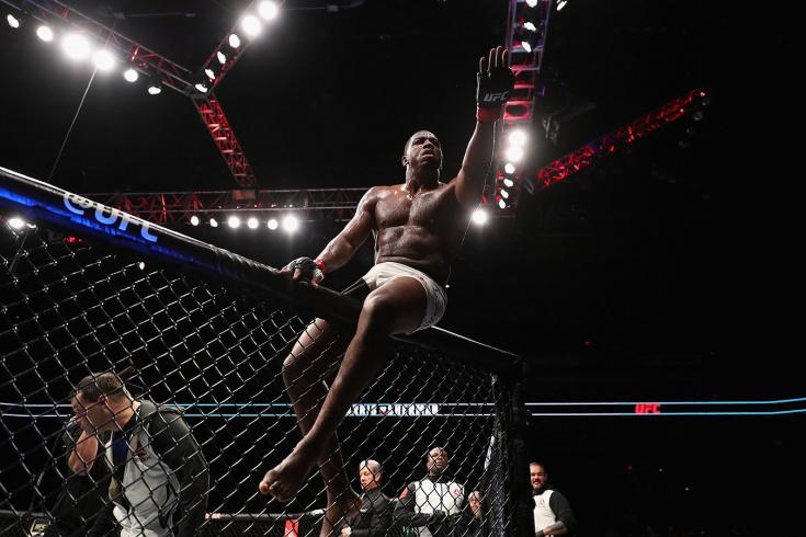 UFC Fight Night 172, 16 мая 2020 года, Алестар Оверим — Уолт Харрис, подробности