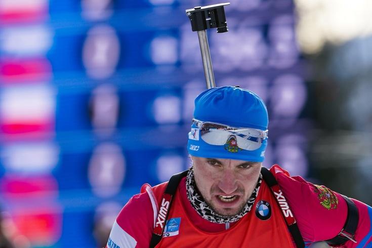Александр Логинов, сборная России по биатлону
