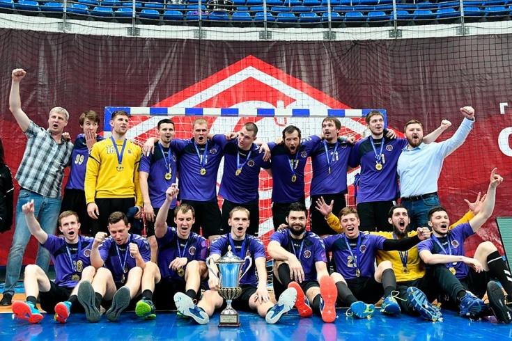 «Чеховские медведи» — о чемпионстве в Суперлиге