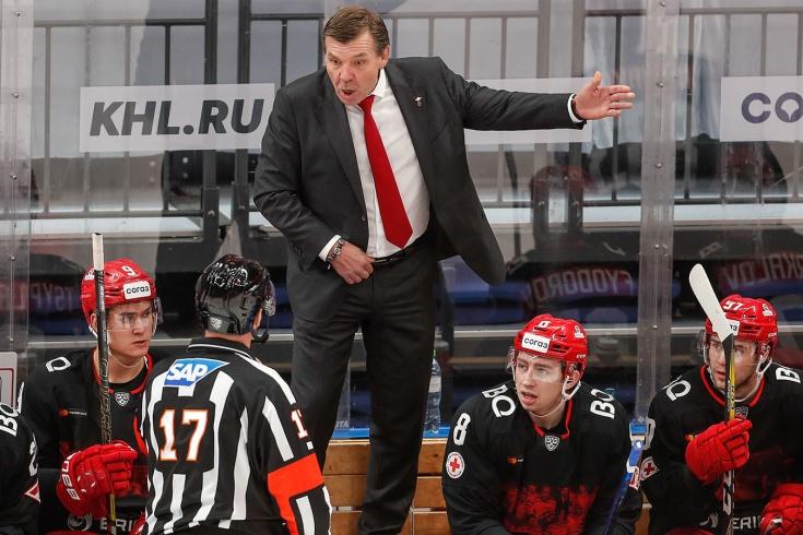 «Спартак» переиграл ХК «Сочи» в матче КХЛ