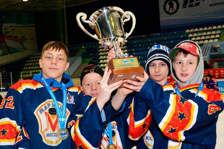 В Норильске состоялся дебютный «Кубок Норникеля» и семинар для тренеров, судей и хоккеистов